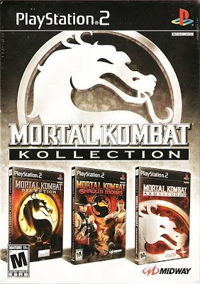 Mortal Kombat Kollection PS2