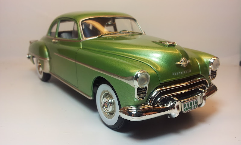 OldsMobile 1950 Coupe 20150705_163735