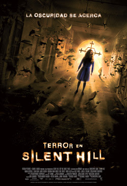Terror En Silent Hill – DVDRIP LATINO