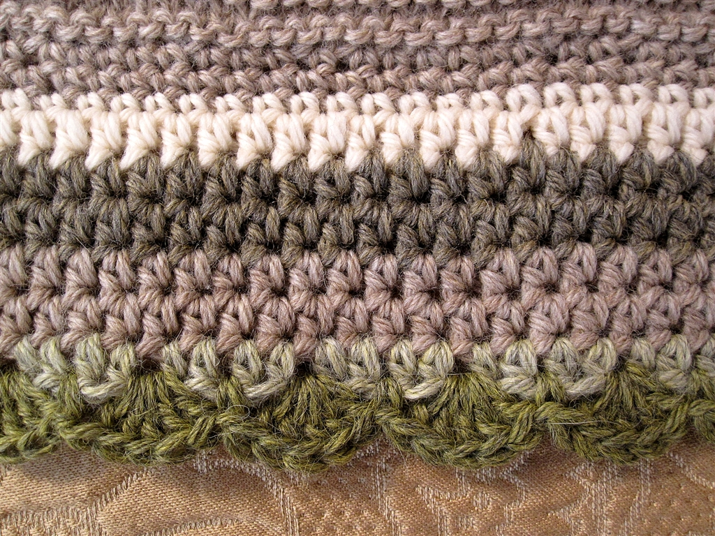 Crochet Stitches Hdc : chain stitch and then a hdc in the corner stitch