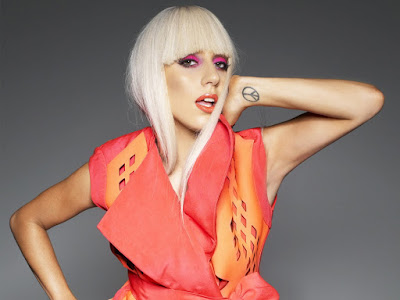 American Pop Star Lady Gaga Pics