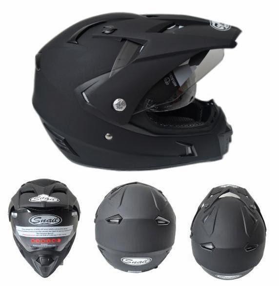 Helm Full Face MX Snail Mx-311 Andalan Rider
