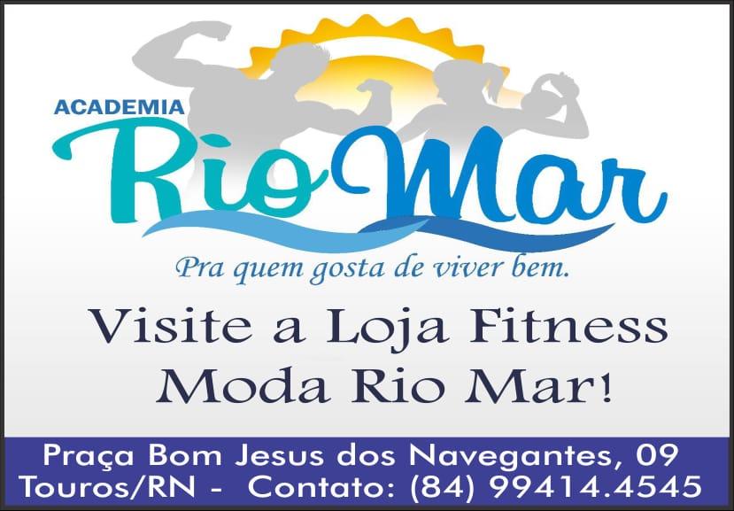 ACADEMIA RIO MAR - TOUROS/RN