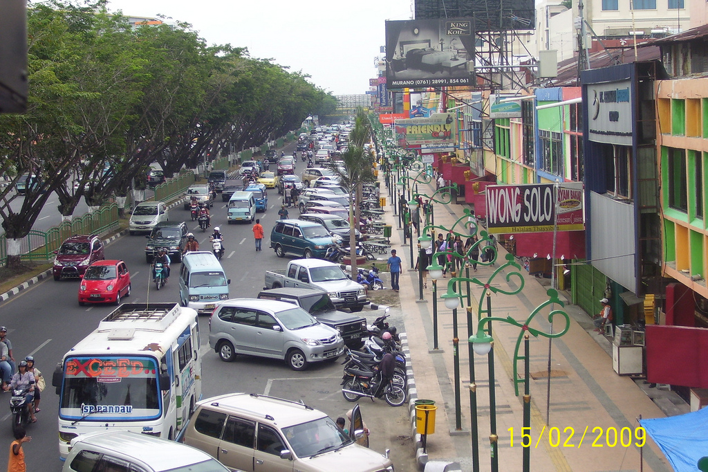 Pekanbaru Indonesia  city pictures gallery : Pekanbaru Indonesia Map Pekanbaru Indonesia