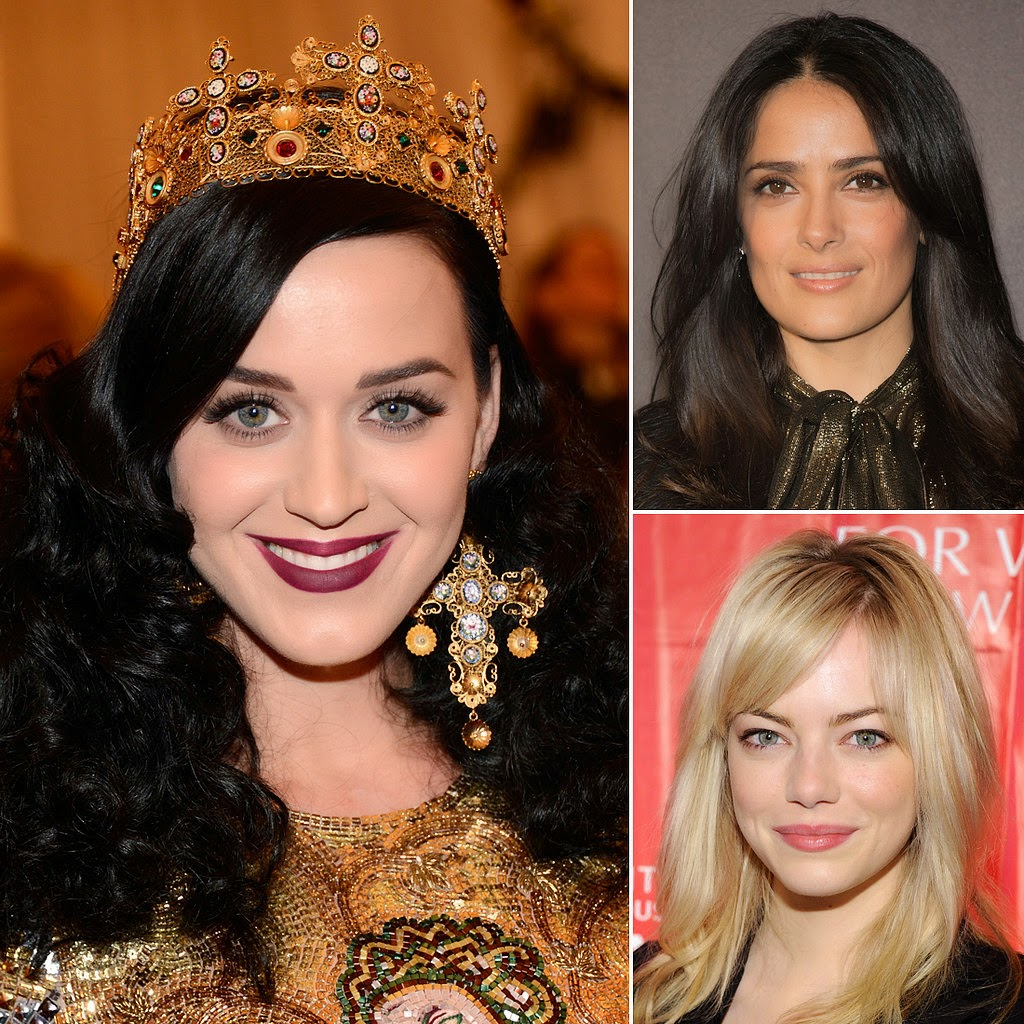 9 Celebrities overpowering acne