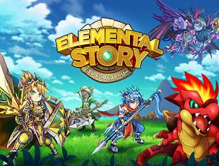 ElementalStory エレメンタルストーリー Apk