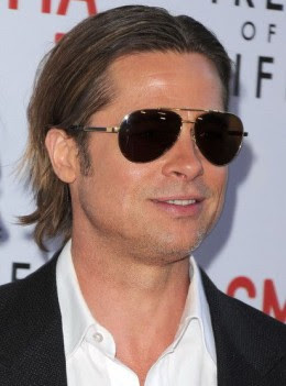 Image result for brad pitt 2011