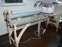 Te Koop: Quiltframe voor je naaimachine.
