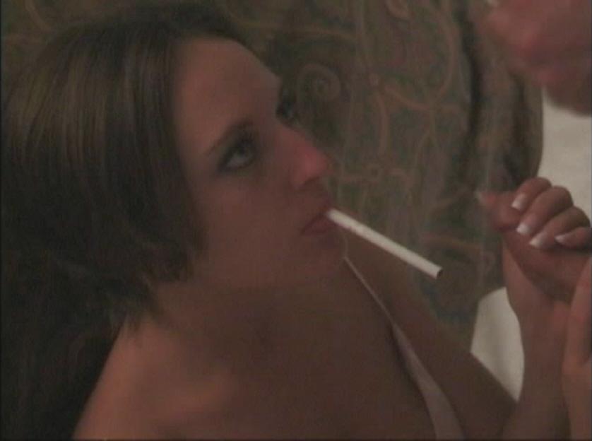 Short hair smoking fetish nude videos