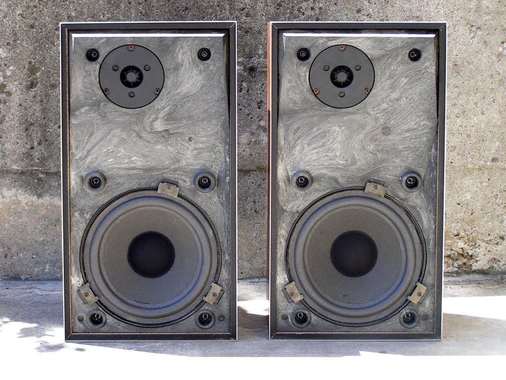 seventies stereo bang olufsen beovox s40 speakers. Black Bedroom Furniture Sets. Home Design Ideas