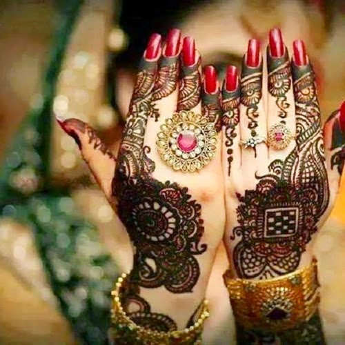 Latest Bridal Mehndi Designs of 2015