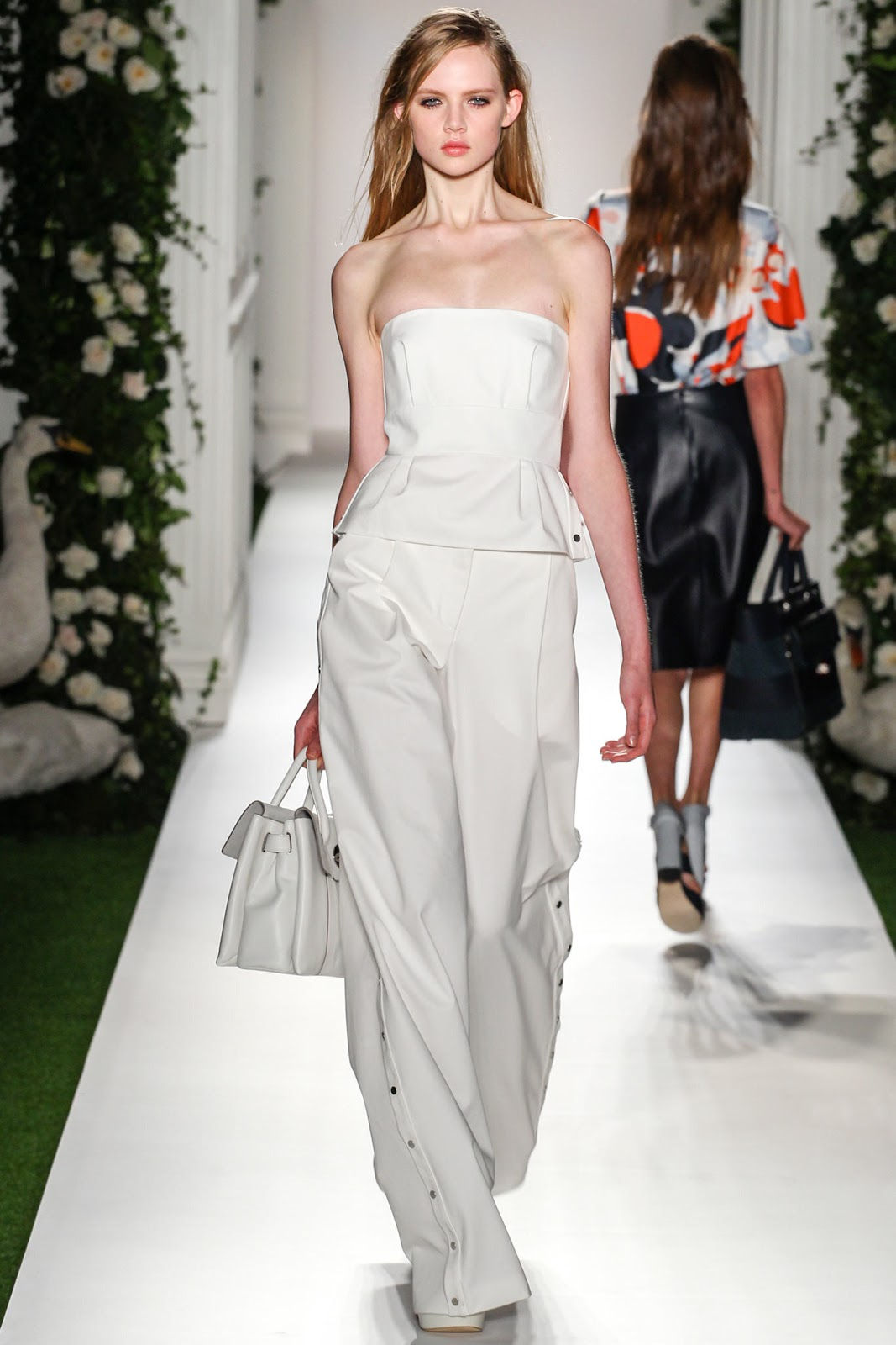 Mulberry Spring/Summer 2013 /  Best collections London Fashion Week September 2013