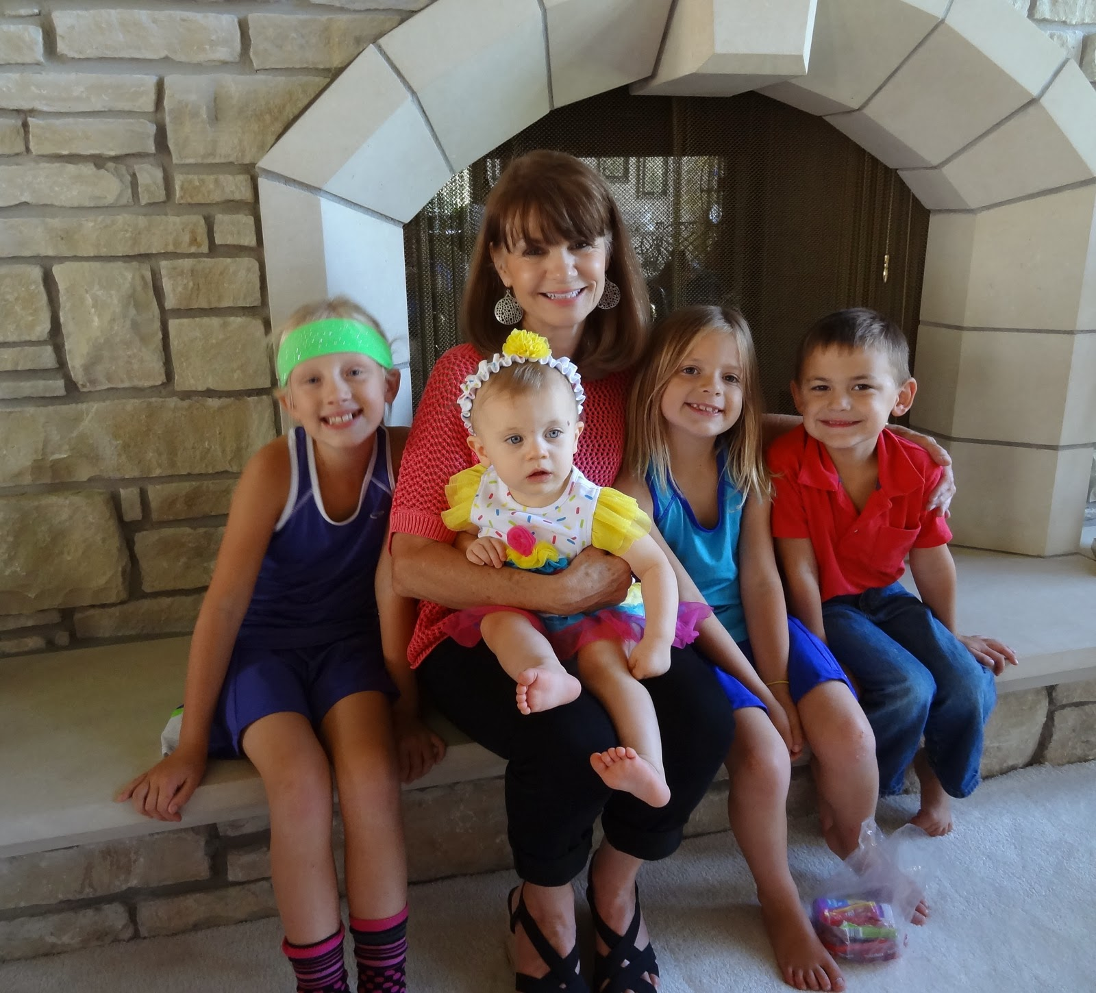 My terrific Grandchildren