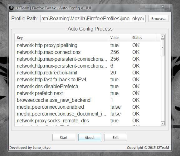 Firefox-tweak-auto-config-tool