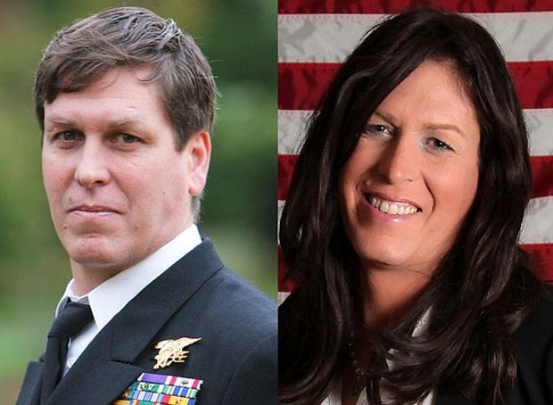 Chris Beck-Kristen Beck, soldado que mató a Bin Laden