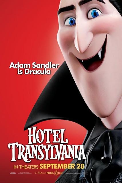 hotel transylvania, adam sandler
