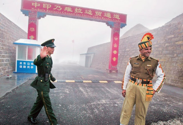 India-China-bilateral-Relationship
