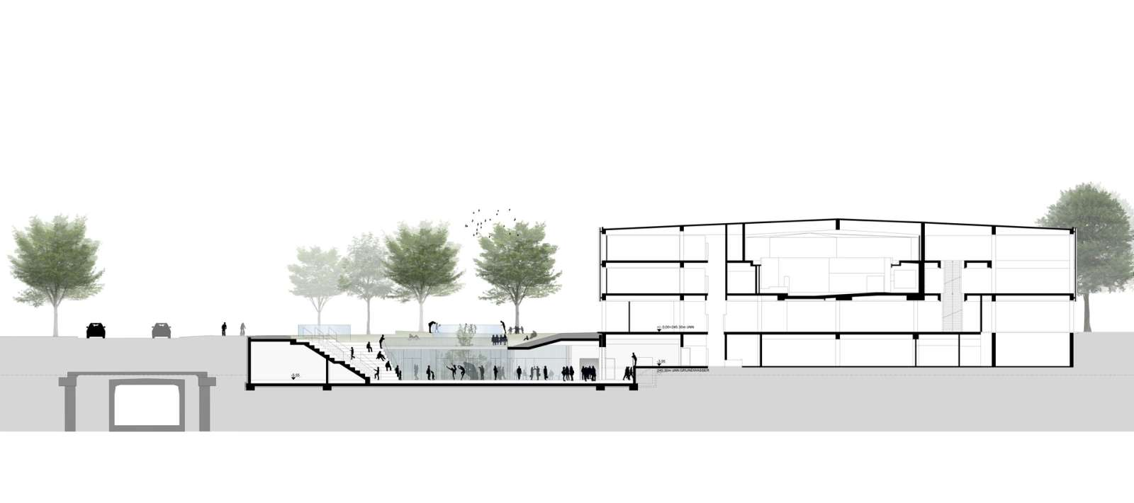 HENNING LARSEN ARCHITECTS WINS CITIZEN AND MEDIA CENTRE ...