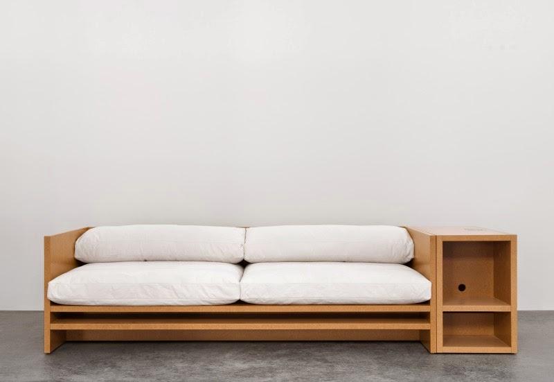 Interior designs idea for Minimalist sofa design