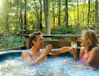 Log Cabins & Lodges with Hot Tubs in the Forest of Dean