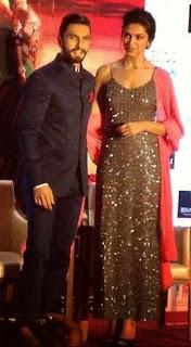 Deepika & Ranveer promote Ram-Leela in Delhi
