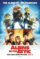 Film Aliens In The Attic