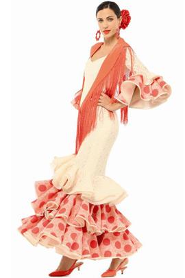 traje de flamenca El Corte Inglés 2013