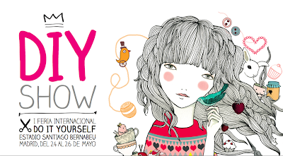 Feria Do It Yourself‏ en Madrid (24-26 Mayo 2013)
