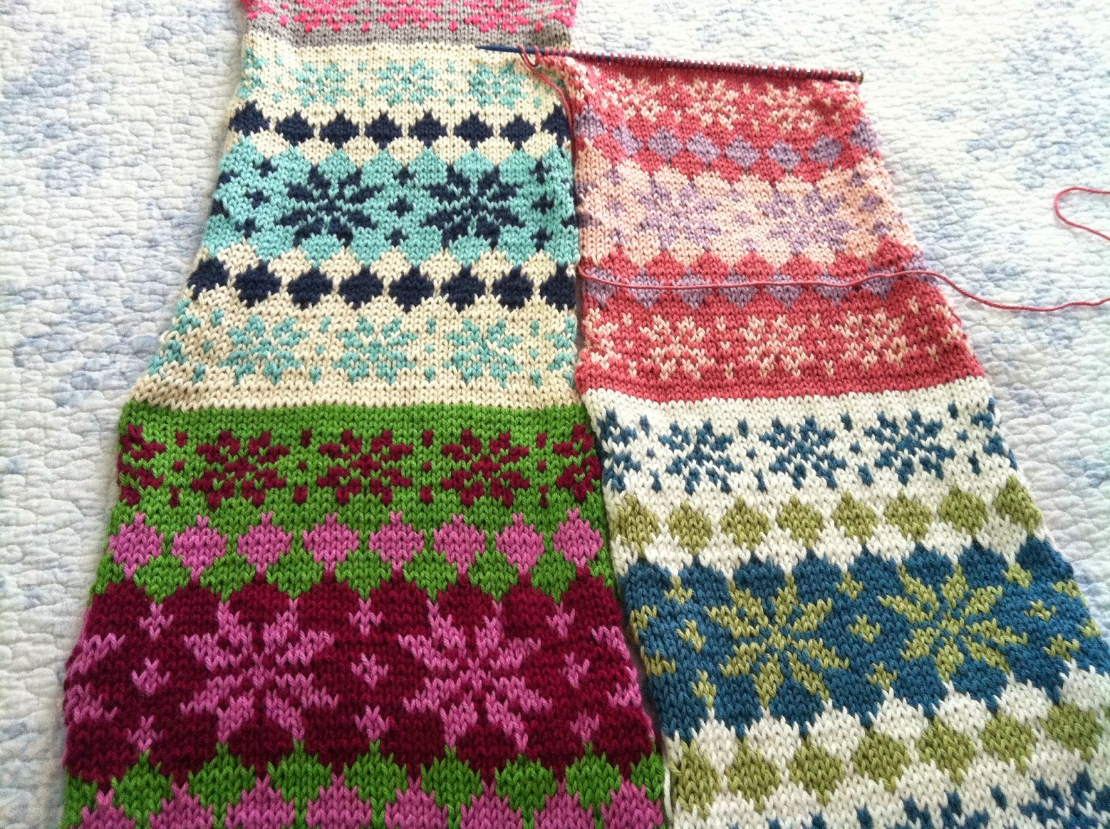 Knitting Cottage: Knitting Spotlight: Blankets