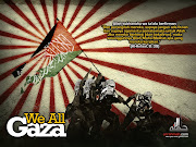 Save Gaza. We All Gaza