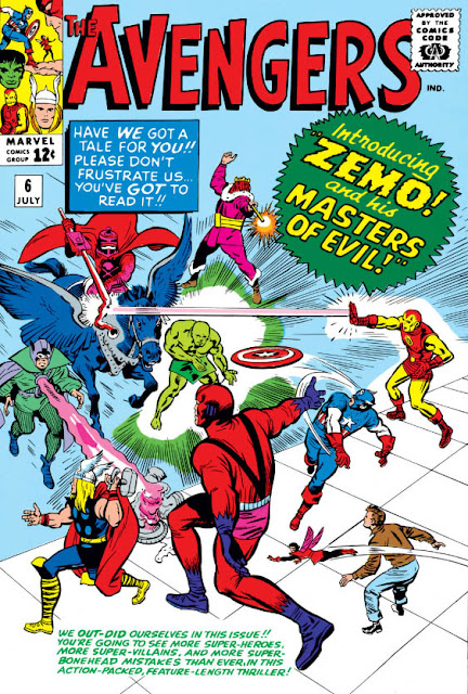 Baby Avengers Cartoon