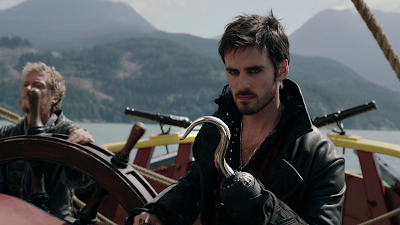 Captain Hook / Killian Jones (Colin O'Donoghue) from Once Upon a Time