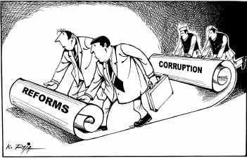 Contoh Teks Pidato Tentang Korupsi