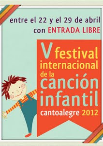 Festival Internacional de la Canción Infantil, Cantoalegre