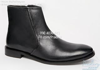 Giày Chelsea Boot, Desert Boots Chính Hãng ASOS Từ Anh