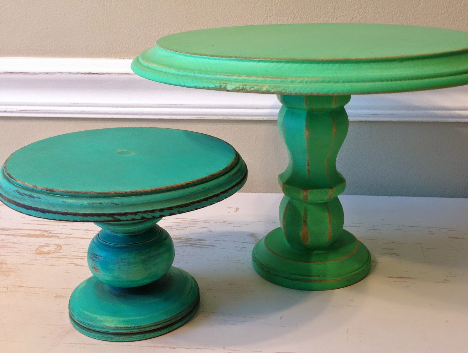 bumbledo diy wooden cake stands. Black Bedroom Furniture Sets. Home Design Ideas