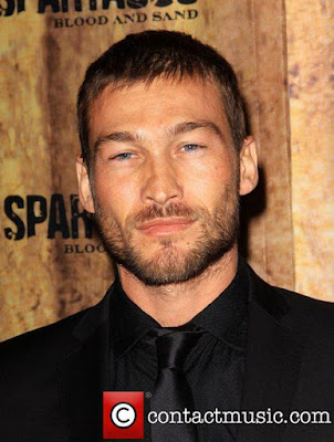 andy whitfield 2011