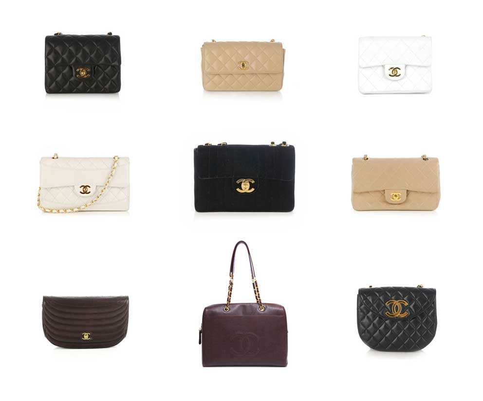 Find me a muse chanel vintage bags - Vintage chanel ...