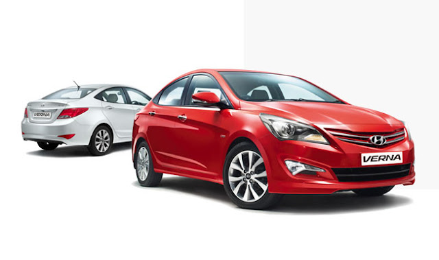 Top Motor Car Hyundai Verna