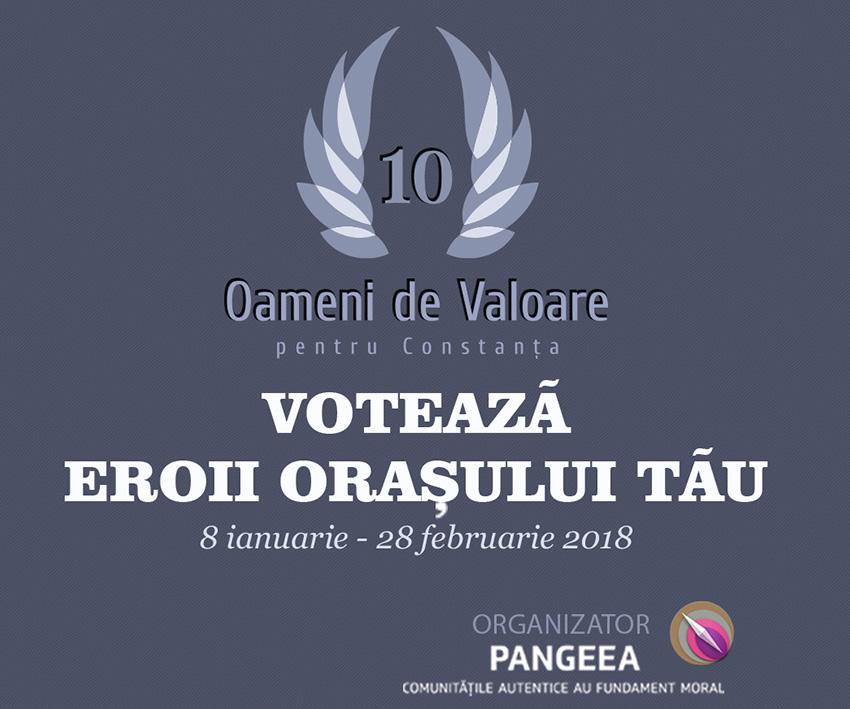 Oameni de Valoare Constanţa VIII - 2018