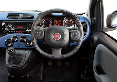 2013 Fiat Panda UK Version