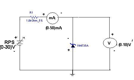 zener diode characteristics computer programming rh programforu com zener diode circuit diagram pdf zener diode circuit diagram pdf