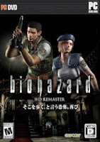 Download Game Resident Evil HD Remaster Full Crack For PC