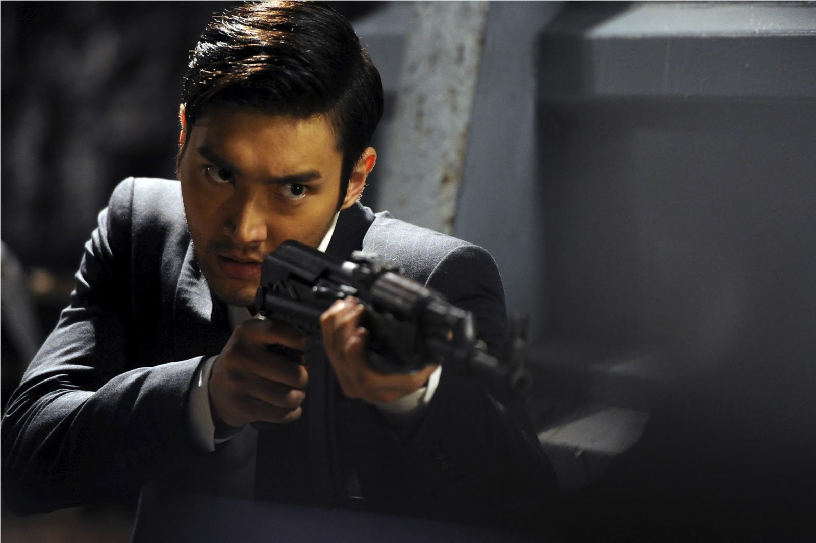 Helios Movie Choi Siwon