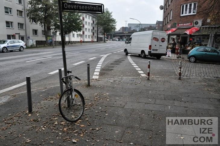 Kieler Straße / Oeverseestraße