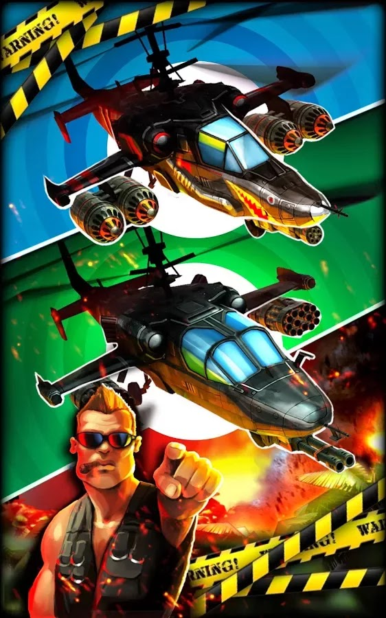 HELI HELL v1.0.44 Mod [Unlimited Money]