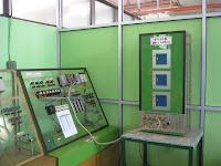 miniatur plc lift 4 lantai