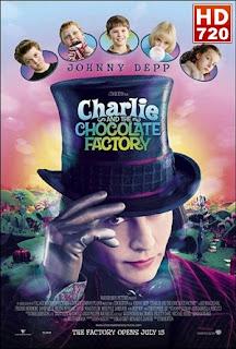 Ver peliculas Charlie y la fábrica de chocolate (2005) online