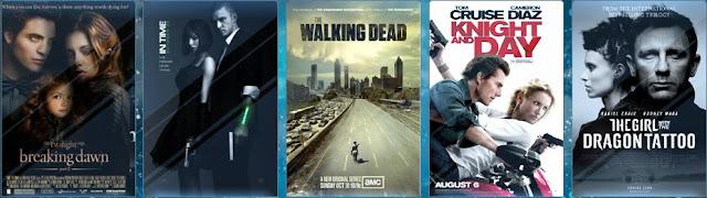 TNG Visual Effect - Twilight, Walking Dead,Knight and Day, Dragon Tattoo