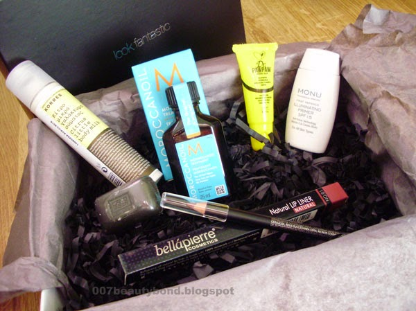 look fantastic beauty box february 2015 lfbeautybox